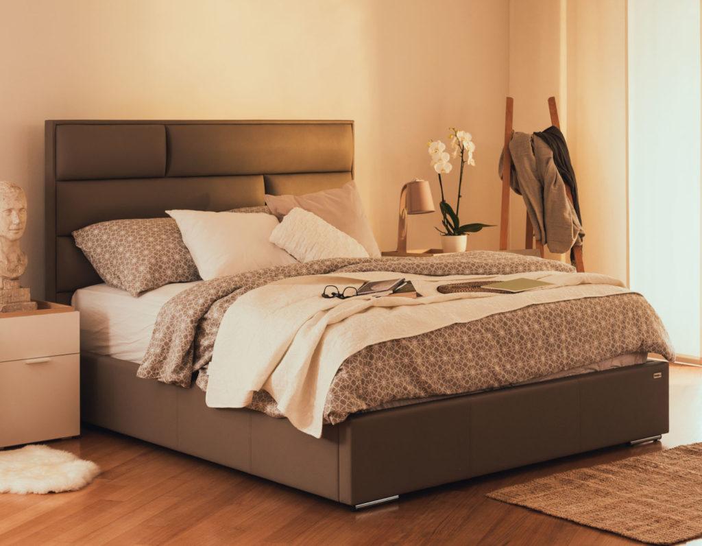 Quadro Luna Tapecirani krevet