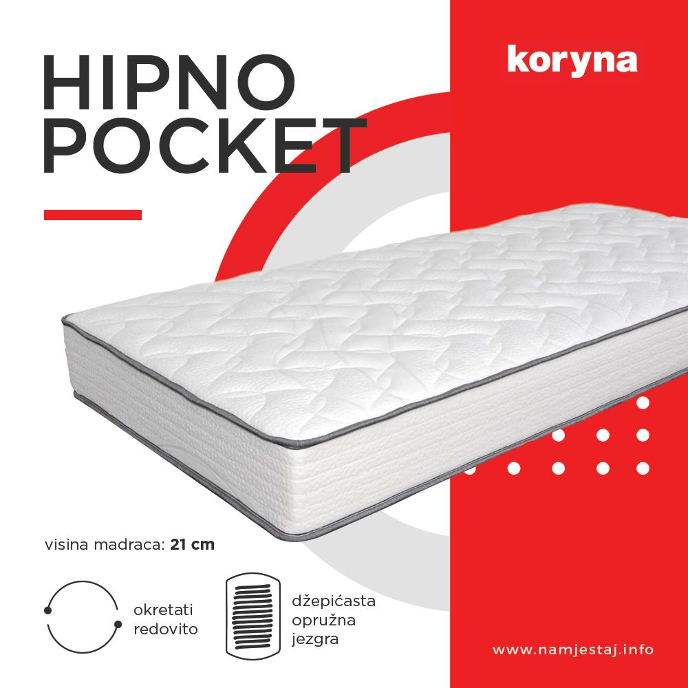 Hipno Pocket madrac Koryna Namještaj